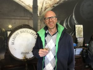 Whisky trasting in Scotland